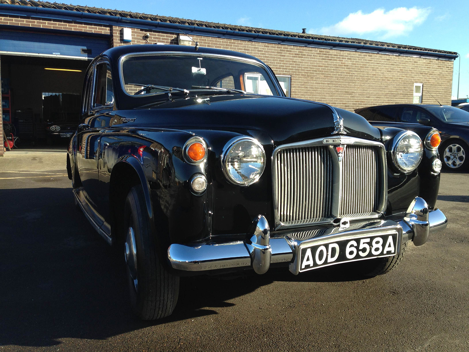 KAD Classics | Rover P4 110 Classic Car for sale