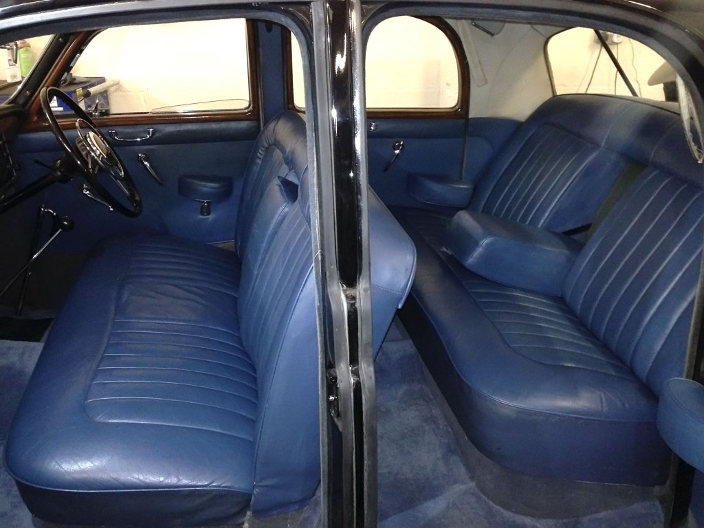 Rover-P4-Upholstery