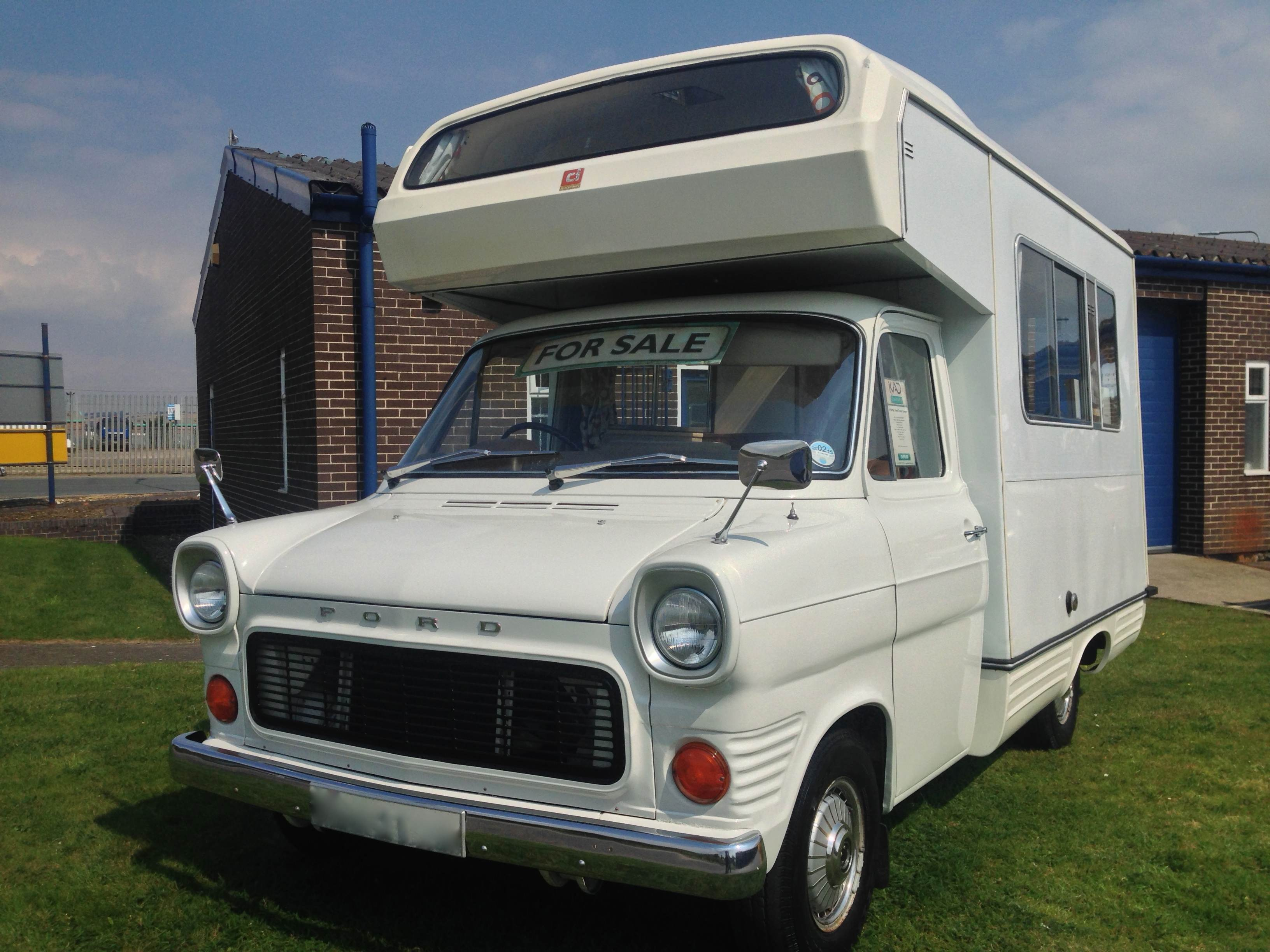 mk1 ford transit camper 1978 kad classics. Black Bedroom Furniture Sets. Home Design Ideas