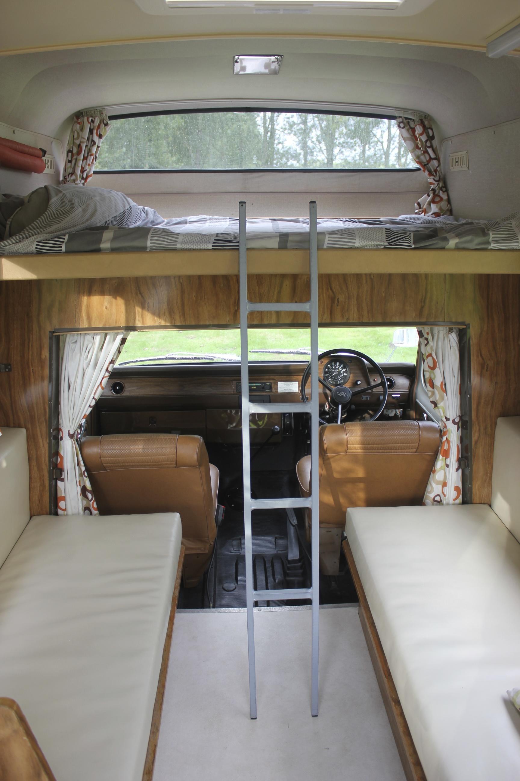 Mk1 Ford Transit Camper 1978 Kad Classics