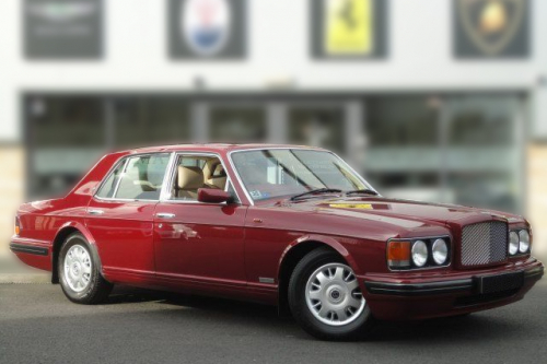 Bentley Brooklands for Sale in Yorkshire