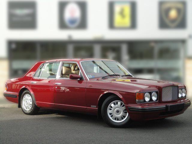 Bentley Brooklands for Sale in Yorkshire